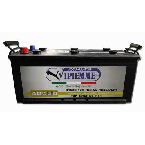 Batteria Heavy Duty Vipiemme B158C - 185 Ah 1200 A-EN