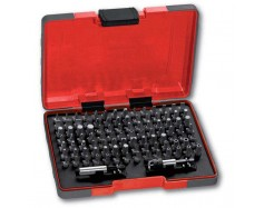 Assortimento di inserti per avvitatura con impronte speciali - USAG 692 J100