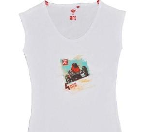 Maglietta donna vintage SAME