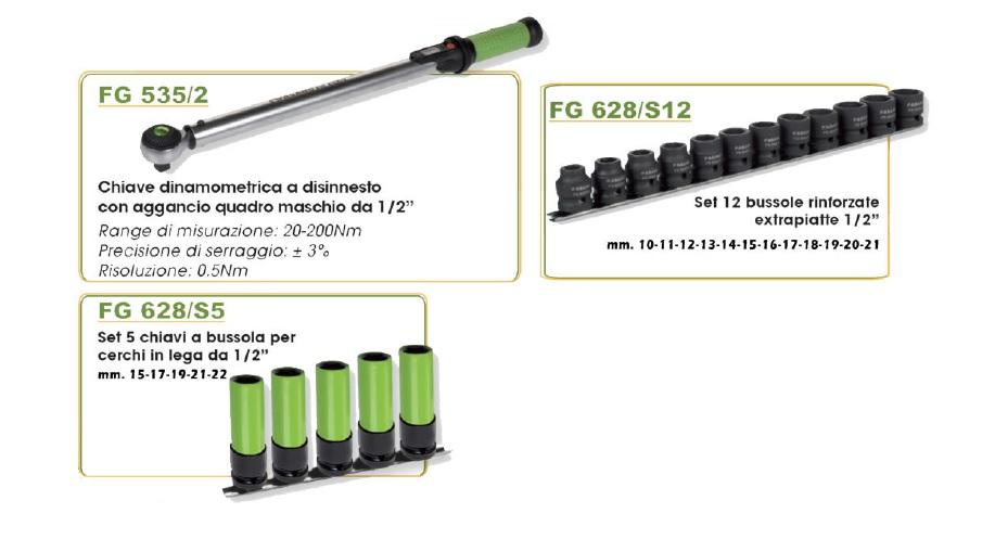 Fasano Tools Promo