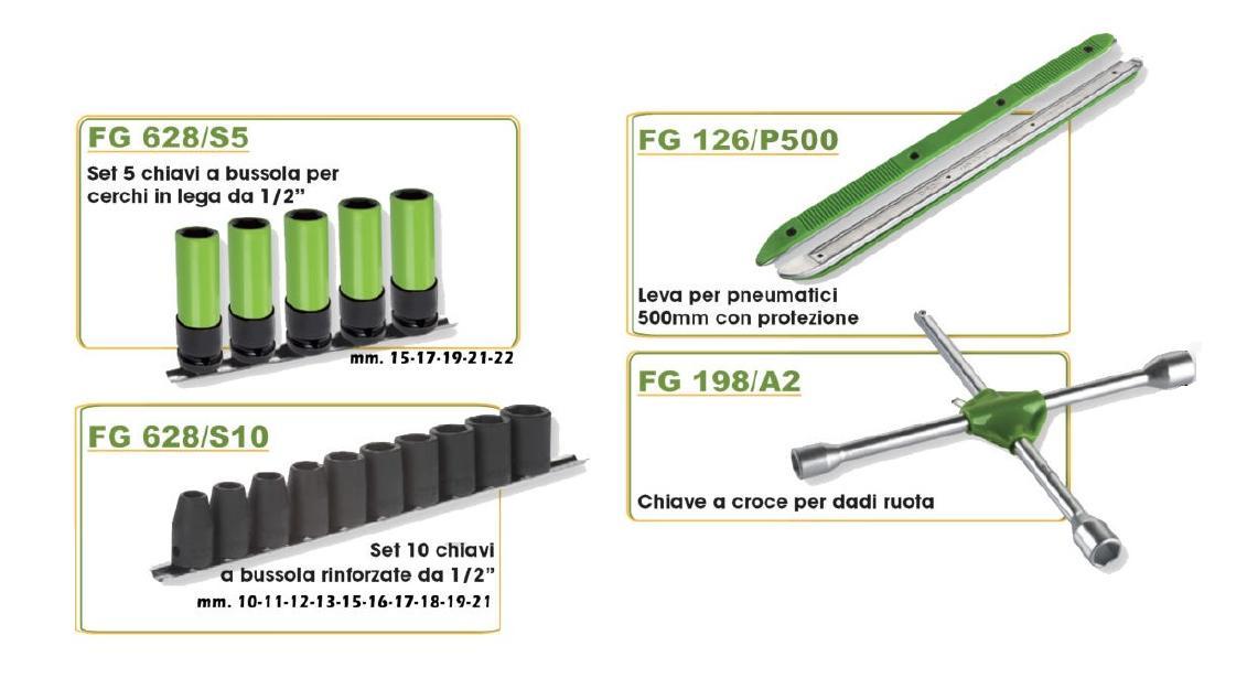 Fasano Tools Promo 2